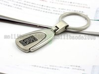 Corrente chave do keychain do keychain do metal da corrente do Keyring do metal do trapézio do logotipo do ROYCE dos NOVOS 2017 LIVRE MYY