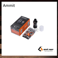 Wholesale Flow Large - GeekVape Ammit RTA 3.5ml RDTA Style Juice Flow Channel Atomizer Large Deck for Convenient Coil Building 100% Original