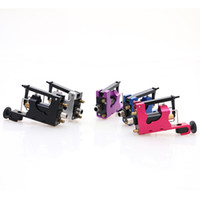 Wholesale Tattoo Designs For Beginners - Newest Design Tattoo Rotary Motor Machine Liner and Shader Style Tattoo Guns for Beginner Tattoo Supply TM359