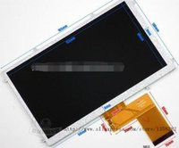 Barato Display Lcd De 7 Polegadas Para Tablet-Atacado- NOVO 7inch 50pin kr070pe7t FPC3-WV70021AV0 Display de tela LCD para Freelander pd10 pd20 Tablet PC