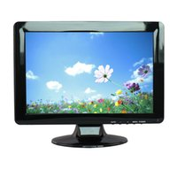 "Wholesale 12 Pc Monitor - 12"" inch HDMI LCD Color Monitor BNC VGA for PC DVR CCTV Security Camera"