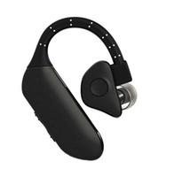Wholesale Earphones For Watch Phone - Bluetooth V4.0 WIRELESS Q8 Earphone In Ear Earbuds HIFI Earphones&Headphone With Mic For Phone PC Tablet Smart Watch