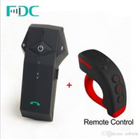Wholesale 2016 Remote Control Bluetooth Intercom Headset Motorcycle Helmet Interphone Colo RC L3