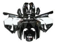 Wholesale 1996 kawasaki zx6r fairings black for sale - ZX R fairings for Kawasaki NINJA ZX R ZX R ZX6R ZX6R fairing kit V83J4 Black white