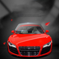 Wholesale High Quality Carbon Fiber Vinyl - custom made High quality Automotive glass film carbon steel vinyl Wrap Car Wrapping Film Sheets With Explosion - proof car window film