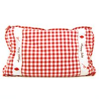 Wholesale Buckwheat Pillows - Pillow Home Textile Child Cotton Buckwheat Filler Hand Wash Individual Plaid Skin-friendly Not Exciting 45 * 30cm