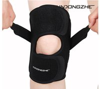 Wholesale hot sale Sports protective gear football knee pad basketball sports knee climbing knee pad sponge knee YD07