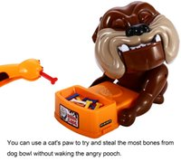 Wholesale Dog Fantasy - Sh! Don't wake the dog! Beware of the Dog Board Games Novelty Funny Toys For Children Birthday Gift Party (Size: 6.5cm by 22cm by 15cm, Colo