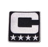 patchs de repassage achat en gros de-Vente en gros-2017 Capitaine C Patch Fer à repasser ou à coudre pour Jersey Football, Baseball. Football, Hockey, Crosse, Basketball