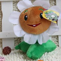 Wholesale Marigold Plants - Plants VS Zombies Plush Toy Stuffed Animal - Marigold 16CM 6.3Inch Tall