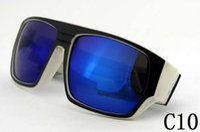 Wholesale Designer S4 - Wholesale- Men Brand Designer Sunglasses KEN BLOCK Sun Glasses 14 colors Sport Eyewear Gafas De Sol Mujer UV400 Protection Goggle S4