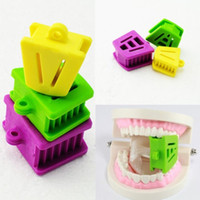 Wholesale Dental Mouth Cheek Retractor - 3 X Dental Silicone Mouth Bite Block Rubber Mouth Opener Cheek Retractor Prop