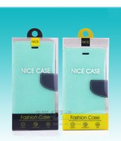 Wholesale Transparent Pvc Plastic Blister - Wholesale Universal Blister PVC Plastic Transparent Retail Packaging Box Package Inner Tray For Phone Case For iPhone 6 7 With Insert Trays