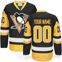 Wholesale Cheap Jerseys Store - Cheap Hockey Jerseys 8 Brian Dumoulin Bryan Rust Carl Hagelin Carter Rowney Chad Ruhwedel Custom Any Name World Cup Ice Hockey Jersey Store