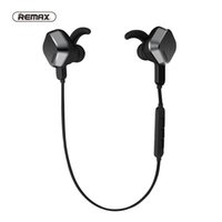 Wholesale remax sport bluetooth for sale - Group buy REMAX RB S2 S2 Headphones Wireless Bluetooth Magnet Sport Headsets V4 Multi connection function Earphones with USB Cable for mobile phones