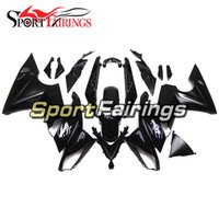 Wholesale Plastic Kit Motorcycle - gloss black New Fairings For Kawasaki ER6F ER-6f Ninja 650r 09 10 11 Year 2009 - 2011 Plastic Motorcycle Fairing Kit Hulls