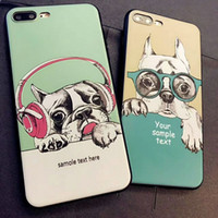 Wholesale Drawing Pattern Case - 2018 high quality frosted TPU coloured drawing pattern design cell phone case for iPhone 7plus 7 8 X sumsang