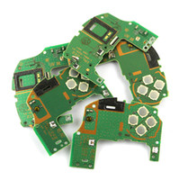 Wholesale Original G Version Left Key Board PCB Circuit module Board L switch button keypad for PSV1000 PS Vita Replacement