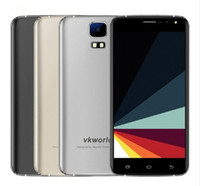 Wholesale S3 Android Dual Sim - Vkworld S3 Android 7.0 3G WCDMA SmartPhone 5.5inch HD MTK6580A Quad Core 1GB RAM 8GB ROM 8.0MP Dual Flash