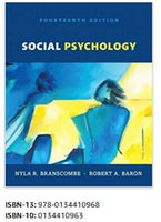 Wholesale Wholesale Bargains - Best Quality Social Psychology (14th Edition) 14th Edition by dhl 978-0134410968