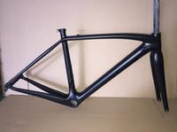 Wholesale 56cm Bicycle Frame - Many colors SL-5 Carbon Road Bike Frameset full carbon fiber road bicycle frame 49cm 52cm 54cm 56cm 58cm