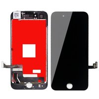 Wholesale free 3d frames - Black LCD Display + 3D Touch Screen Digitizer Assembly Frame For iPhone 7 PLUS with dhl shipping free