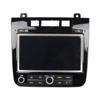 Wholesale Car Dvd Volkswagen Touareg - 2016 new Andriod 5.1 Car DVD player for VW TOUAREG with Steering Wheel Control,Dua Zone, Radio