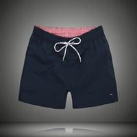 Wholesale European High Fashion - Wholesale-sale! summer 2017 fashion brand designer TM mens sport leisure beach surf high-quality swimming shorts men beach short