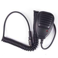 Wholesale Baofeng Radio Mic - 2 Pin Baofeng original PTT Portable Radio Speaker Mic for BAOFENG UV-5R BF-888S KG-UV8D TYT H777 RT-5R Walkie Talkie
