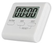 temporizador de cocina portátil al por mayor-Reloj digital de cocina Temporizador de cuenta regresiva Reloj despertador magnético