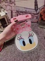 Wholesale Cheapest Iphone Bag - Cheapest! Cartoon Waterproof Pouch Bag Dry Case Cover Free shipping 10pcs universel For Cell Phone iphone Samsung HTC and more