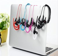 Wholesale Microphone Style - ear hook SF-878 bluetooth headset sport style in-ear with wireless selfie enjoy wireless ear microphone the good quality with 5 colors