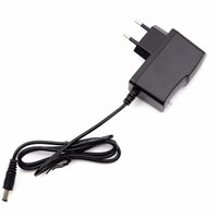 Wholesale ac charger for flashlight for sale - Group buy AC Power Charger Adapter DC V A LED Flashlight Charger US EU Plug For v li ion Battery Flashlight