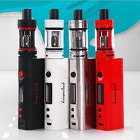 Topbox Mini Upgraded Subox Kit Mini 75W Subox Mini vapor Pro Caixa de Controle de Temperatura Mod e cigarette vaper