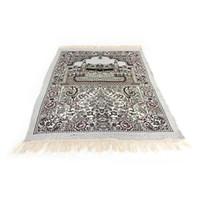 Wholesale islamic prayer rugs - 2017 New Arribal Islamic Muslim Prayer Mat Salat Musallah Prayer Rug Tapis Carpet Tapete Banheiro Islamic Praying Mat 70*110cm ZA2871