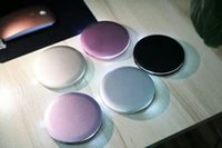 Wholesale Decorative Chargers - Vanity Makeup Smart Mirror Lights Power Bank 3000mAh Decorative LED Mirror Portable Mobile Phone Charger External Battery Pack