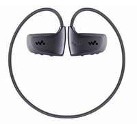 Wholesale Jogging Earphones Mp3 - Wholesale- High Quality Sports MP3 Player W262 Build in 8GB Music Player NWZ-W262 Bicycle Jogging MP3 Sports Earphones Headset