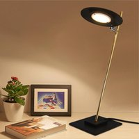 Wholesale Decorative Iron Works - Modern simple creative table lamp iron working desk lamp art decorative lamp