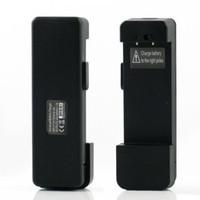 chargeur de batterie pour téléphone intelligent achat en gros de-Chargeur de batterie universel rechargeable Mini USB Smart Li-ion Dock Voyage pour téléphone intelligent GALAXY S5 SV i9600 Pour téléphone intelligent