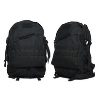 Wholesale Traveling Hiking Backpack - 5pcs New Unisex Sports Outdoors Molle 3d Military Tactical Backpack Rucksack Bag Camping Traveling Hiking Trekking 40L (DY)