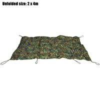 Wholesale Camping Tent Awning - 2M x 4M Woodland Oxford Hunting Camping Tent Car Cover Awning Shelter Sunshade Army Green Camouflage Net +B