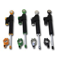 Wholesale Universal Steering Damper - Universal Adjustable Steering Damper Stabilizer Reversed Safety Control CNC
