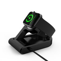 Wholesale Apple Integrated - dodocool MFi Certified Foldable Magnetic Charging Dock Holder Stand for 38mm 42mm Apple Watch 3ft Integrated USB Cable DA121B