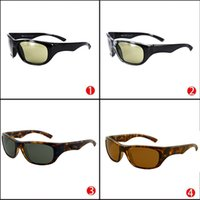 Wholesale Fashion Bicycle Google Óculos de sol para homem Cheap Plastic Sport Sun Glasses Black Brand Designer Outdoor Eye Glasses Discount Sale