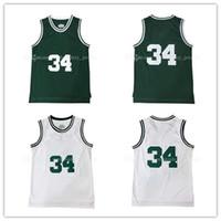 Wholesale Cheap Piercings - Retro Men #34 Paul Pierce Basketball jersey Mesh Pierce jerseys Cheap sales 100% stitched embroidery logo,free shipping