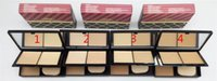Wholesale Oil Decking - fress shipping NUTC RACKER SWEET Collection Matte Face Powder Double-deck 4 color