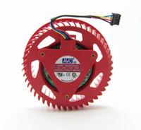 Wholesale Computer Ati - AVC BASA0725R2U 12V 1.20A For ATI HD5870 HD5970 graphics card fan turbine