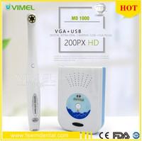 Wholesale Dental Camera Vga - Hot Sale HD dental intra oral camera with VGA and USB interface dental unit medical equipment