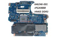 Wholesale Vga Parts - Classy Motherboard For HP Probook 4530S 4730S Laptop with Socket PGA988B Chipset HM65 Part Number 646246-001 DDR3 100% Work