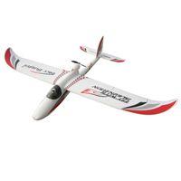 hobbymodelle großhandel-Großhandel-2000mm Skysurfer 2,4 GHz 6CH Radios Flugzeug Kit Rahmen Fernbedienung RC Glider Funksteuerung Flugzeug EPO Modell Hobby Segelflugzeug